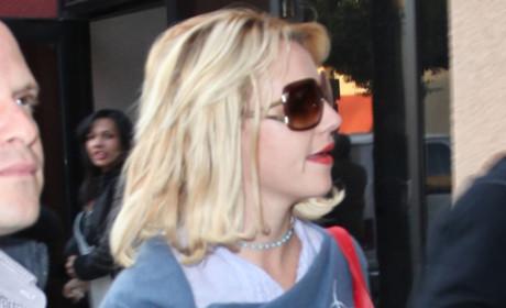 Britney's Mom Hair