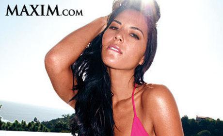 Olivia Munn Brings the Hotness in Maxim
