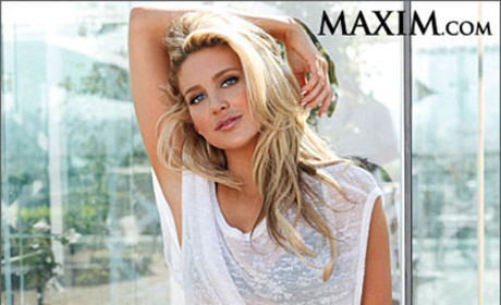 Stephanie Pratt Maxim Photo