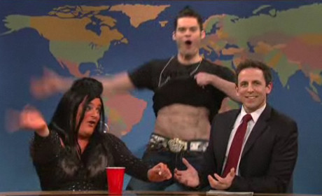 Jersey Shore's Snooki Comes to SNL