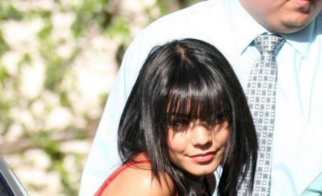 Vanessa Hudgens Files Lawsuit to Remove Nude Photos from Website