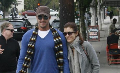 Kate Walsh: Dating Neil Andrea