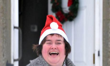 "Susan Boyle Dishes on Her ""Cinderella Story"""