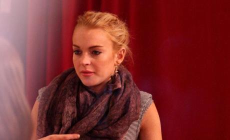 Upset Lindsay