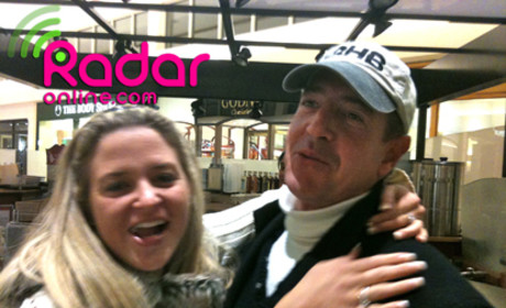 Kate Major and Michael Lohan: Actually Dating