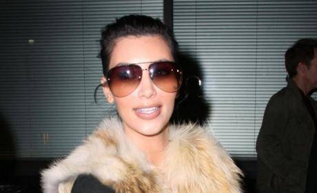 Kim Kardashian, Milkshake Bring Boys to the Yard