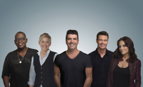 American Idol Season 9 Promo Pics: Released!