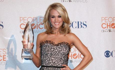 Carrie Underwood: Coolest Bride-to-Be Ever