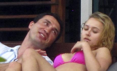 Hayden Panettiere Pretends Wladimir Klitschko is Just a Friend; Pics Kind of Prove Otherwise