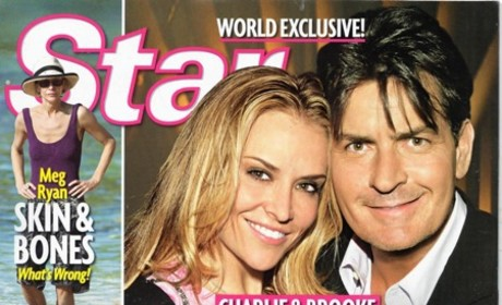 How Did Charlie Sheen Betray Brooke Mueller?