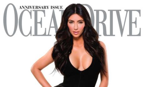 Random Magazine Sucks Up to Kim Kardashian
