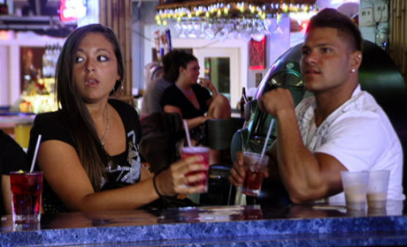Whipped Jersey Shore Couple Totally Still Together