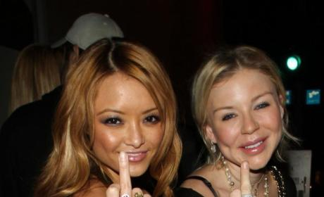 Tila Tequila's Publicist: I'm Outta Here!