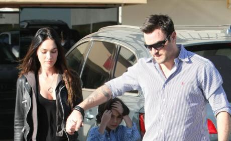 Megan Fox and Brian Austin Green Might Be Engaged Again