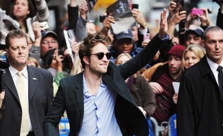 Robert Pattinson, Others Sign On for Haiti Telethon