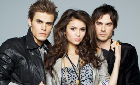 Three CW Stars