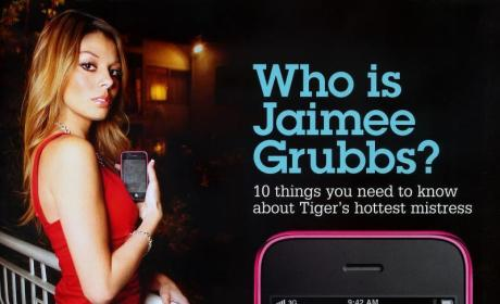 Jaimee Grubbs Tries, Fails to Bang NHL Stars