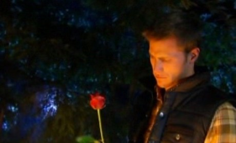 Jake Sets Rose on Fire