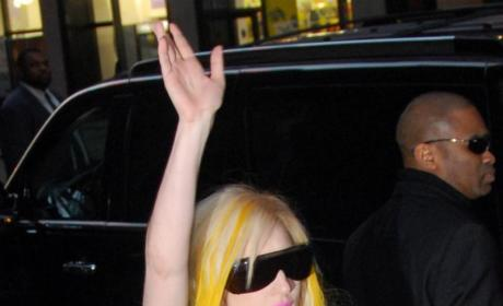 Lady Gaga Waves
