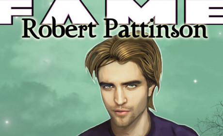 Robert Pattinson is a Comic Book Hero