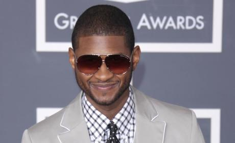 Take a Bow: Usher Excited About Chicago Debut