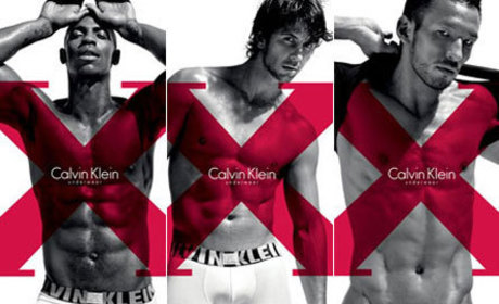 Kellan Lutz for Calvin Klein: X Marks the Hot Spot!