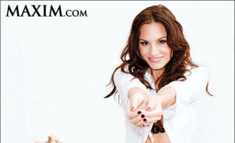 Kara DioGuardi in Maxim: Hot or Not?