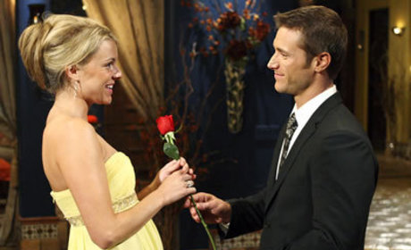 Jake and Ali on The Bachelor