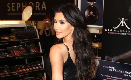 Kim Kardashian Officially Launches New Fragrance