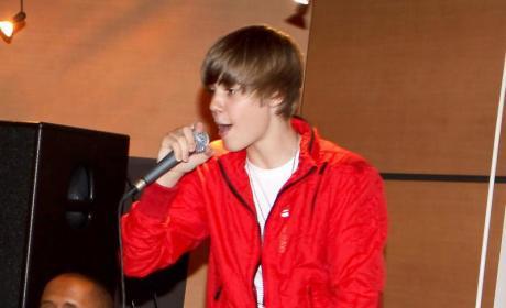 Justin Bieber Image