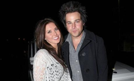 Audrina Patridge, Ryan Cabrera Film The Hills