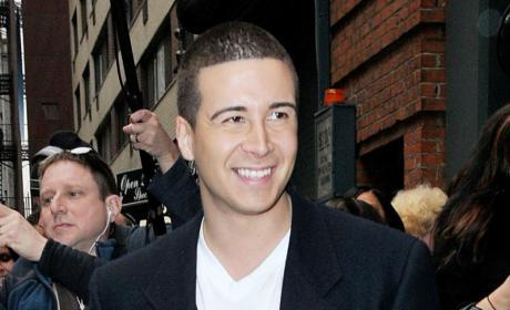 Vinny Guadagnino on the Move