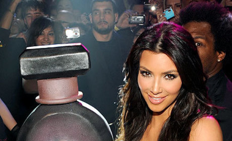 Kim Kardashian Helps New Home Sales