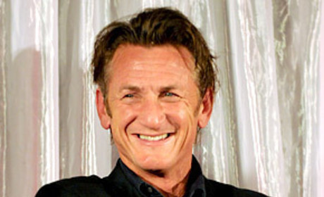 Sean Penn to Critics: Please Get Rectal Cancer!