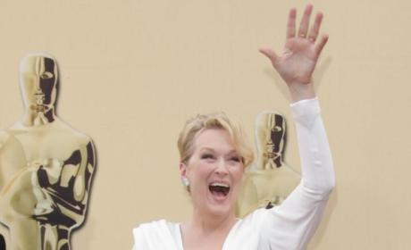 Academy Awards Fashion Face-Off: Meryl Streep vs. Charlize Theron