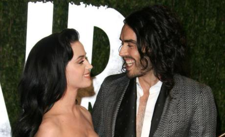 Katy Perry and Russell Brand: Married!