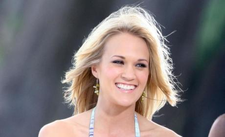 Happy 27th Birthday, Carrie Underwood!