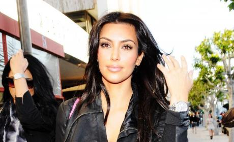 Kim Kardashian Too Famous For Own Reality Show
