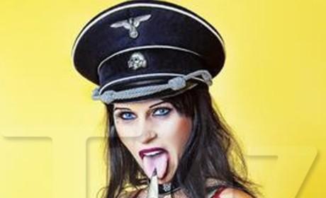 """Michelle """"Bombshell"""" McGee: I'm No Nazi!"""