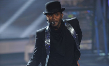 Usher Performs on American Idol; Fans Lose Collective $h!t Over Justin Bieber Taping