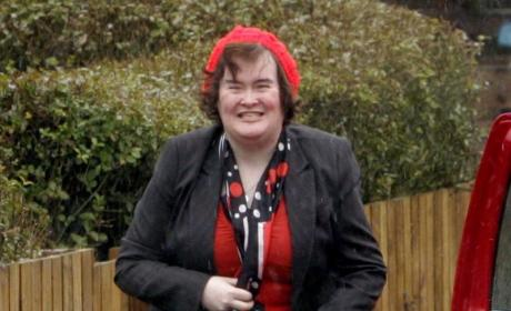 Happy Birthday, Susan Boyle!