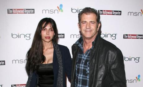 Mel Gibson and Oksana Grigorieva Break Up