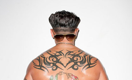 Pauly D Tattoos