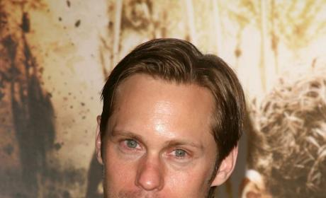 Alexander Skarsgaard Restrained by Police, Definitely Dating Kate Bosworth