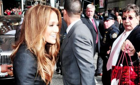 J. Lo Defends Scientology, Posh Not Buying it