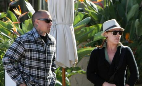 Pink: Not Knocked Up By Carey Hart