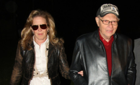 Larry King and Wife