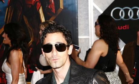 Adrien Brody Pic