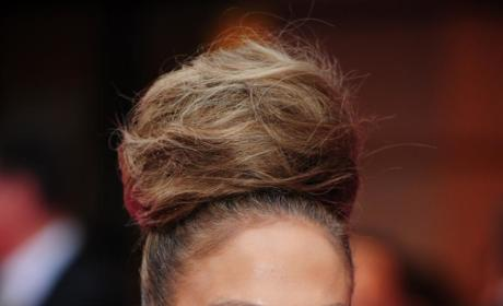 Holy Hairstyle, Jennifer Lopez!