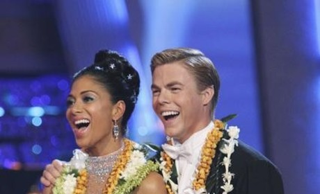 Who are you cheering for on DWTS?